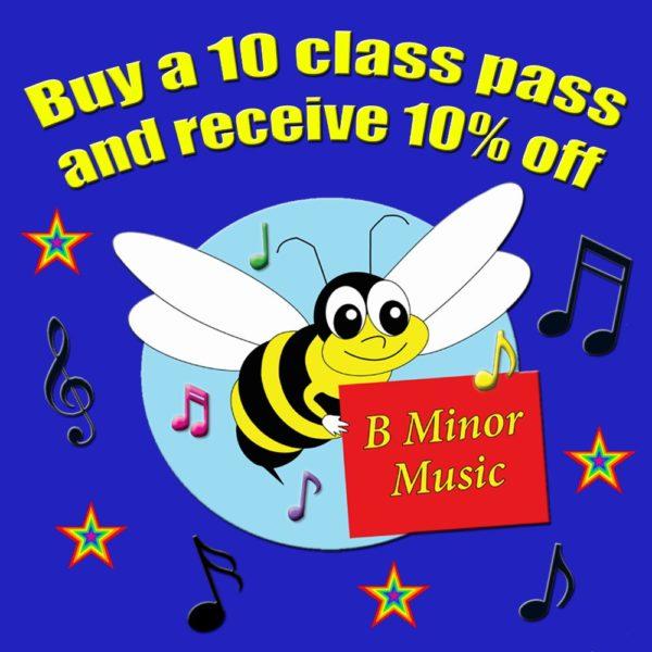 B MINOR MUSIC CLASS